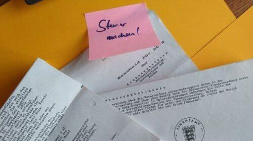 Steuererklärung lohnt sich