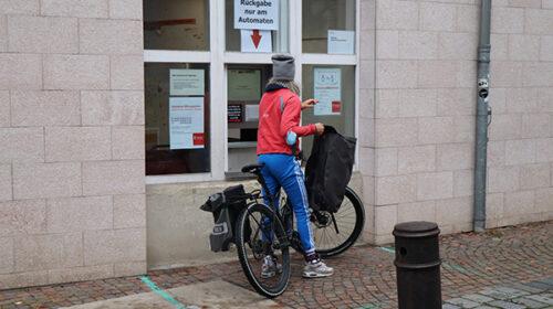 Tübingen city library opened