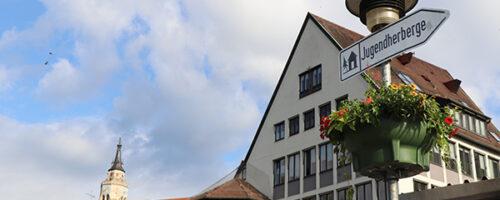 Start with a friend in Tübingen