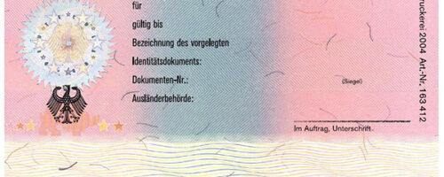 Fictional Certificate