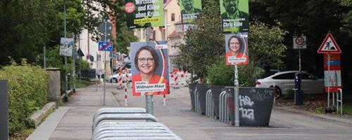 Asylzentrum befragte BundestagskandidatInnen