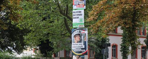 The battle for votes in the Bundestag election / Merkel era ends