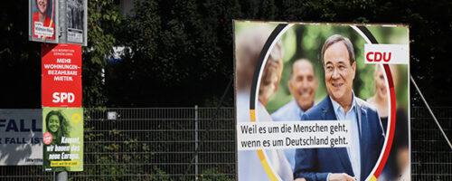 معركة التًصويت في انتخابات البرلمان الألماني البونديستاغ / نهاية عهد ميركل