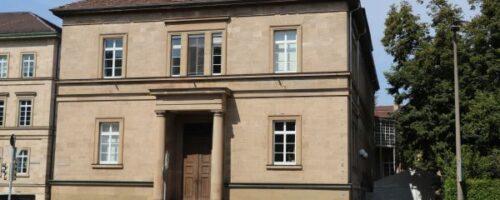 Vaccination center Tübingen closed from October 1st